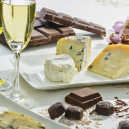 chocolat et fromage
