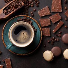 Comment associer le café et le chocolat